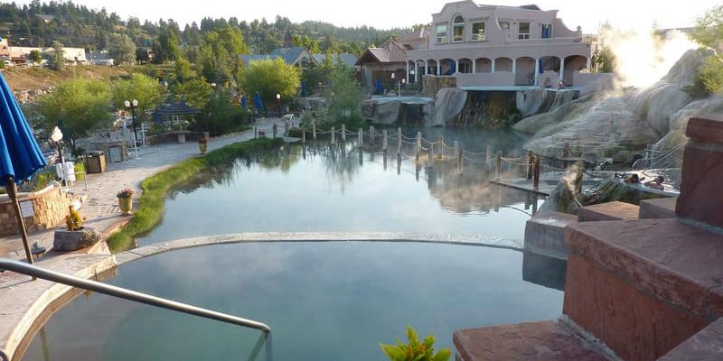 The Springs Resort Pagosa Springs Colorado Hot Springs