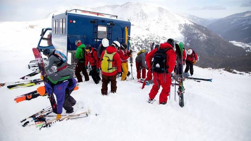 Powder Addiction Snowcat Skiing Colorado