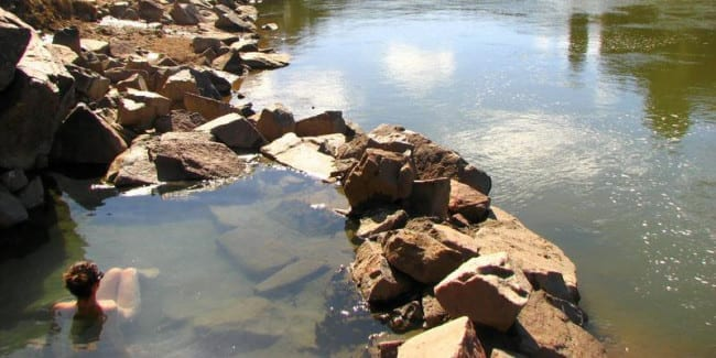 Radium Hot Springs – Bond, CO | Free Primitive Hot Springs