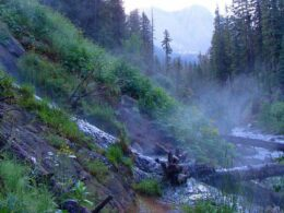 Rainbow Hot Springs