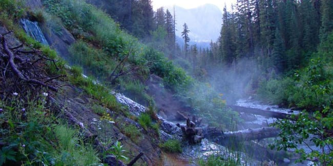 Rainbow Hot Springs
