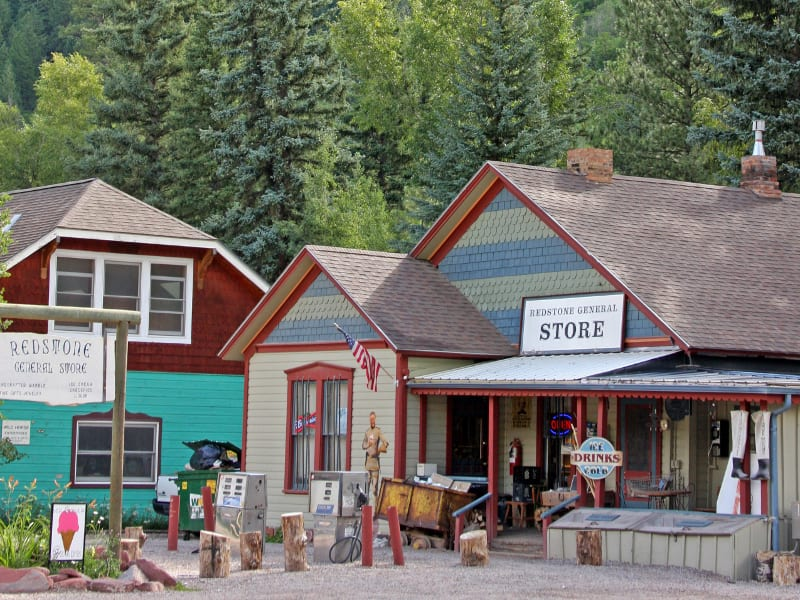 Redstone Colorado Towns