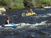 Colorado River Tubing