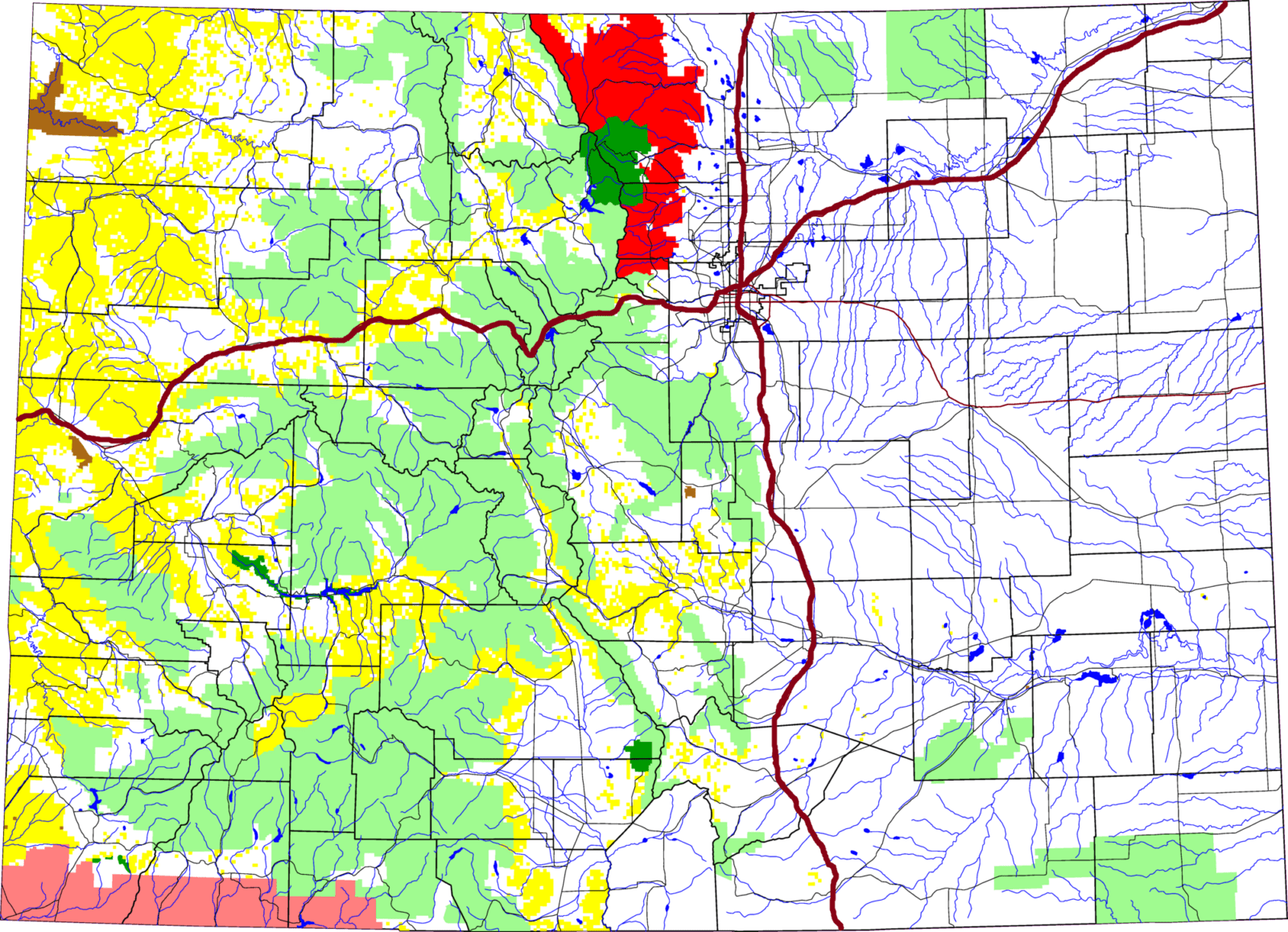 Roosevelt National Forest – Northern Colorado | Biking, boating ...