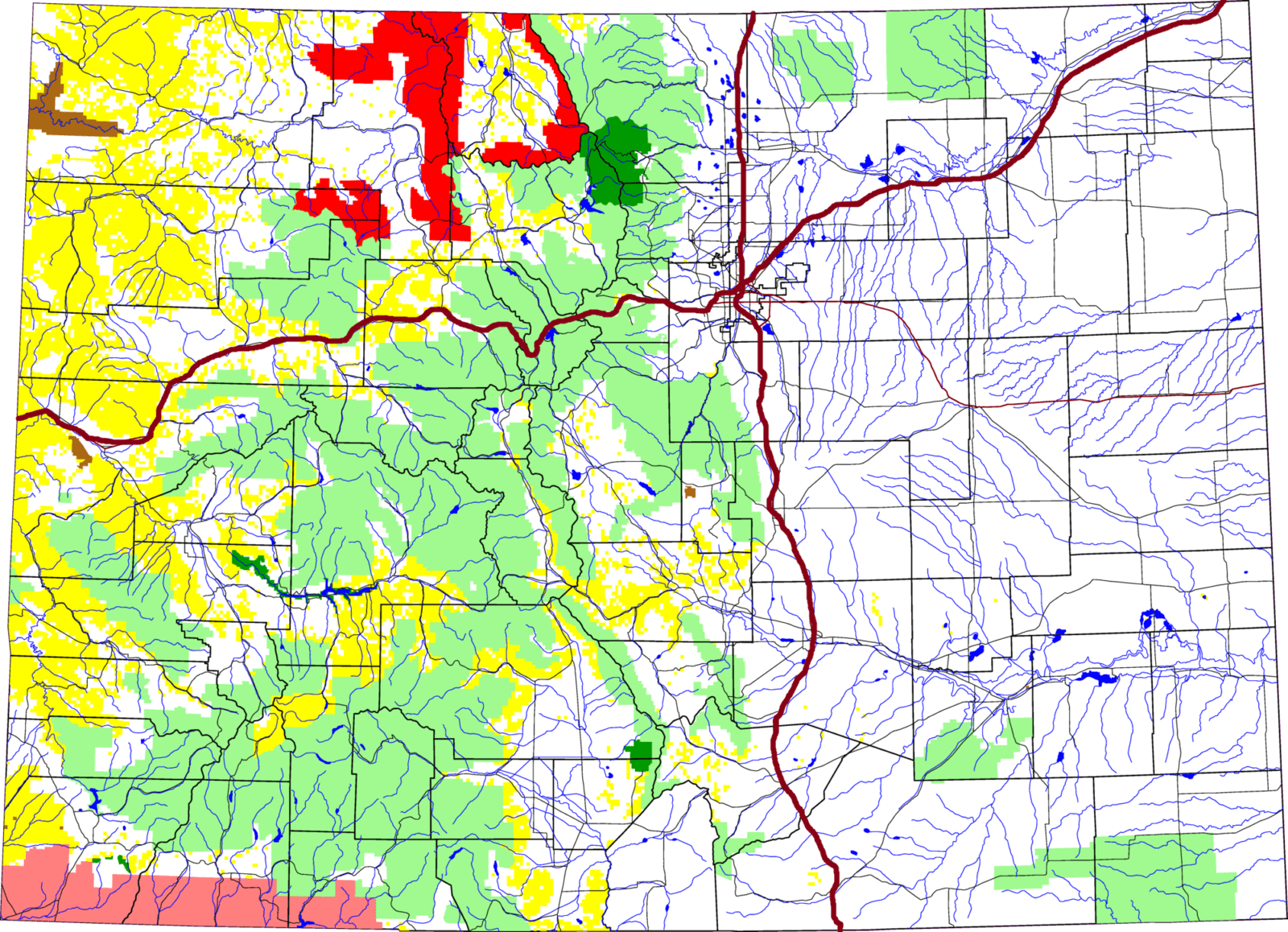 Routt National Forest – Northwest Colorado | Biking, boating ...