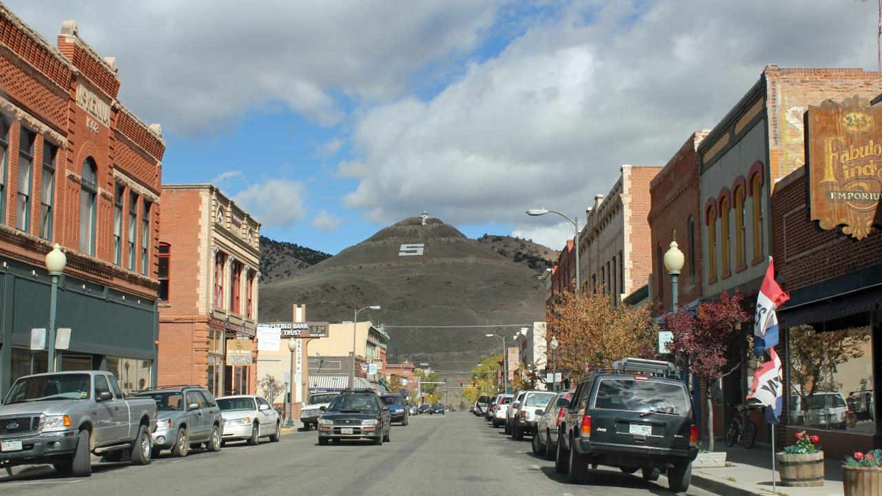 Salida Colorado Historic Downtown