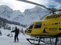 Silverton Heli Skiing