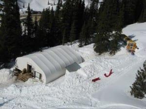 Silverton Mountain Ski Area Base Lodge