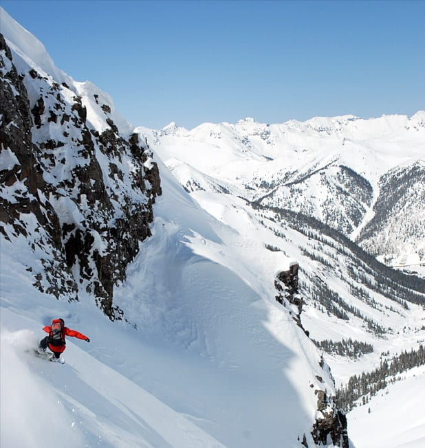 Best Places In The Us To Snowboard: Colorado Ski Areas
