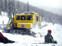 Ski Cooper Chicago Ridge Snowcat Skiing
