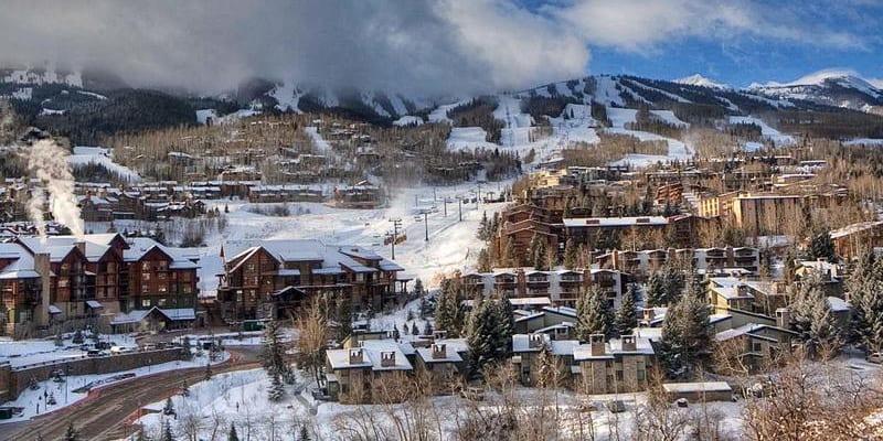Snowmass Mountain Ski Resort