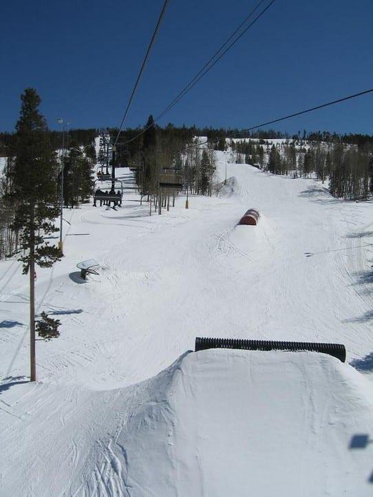 Ski Granby Ranch Terrain Park