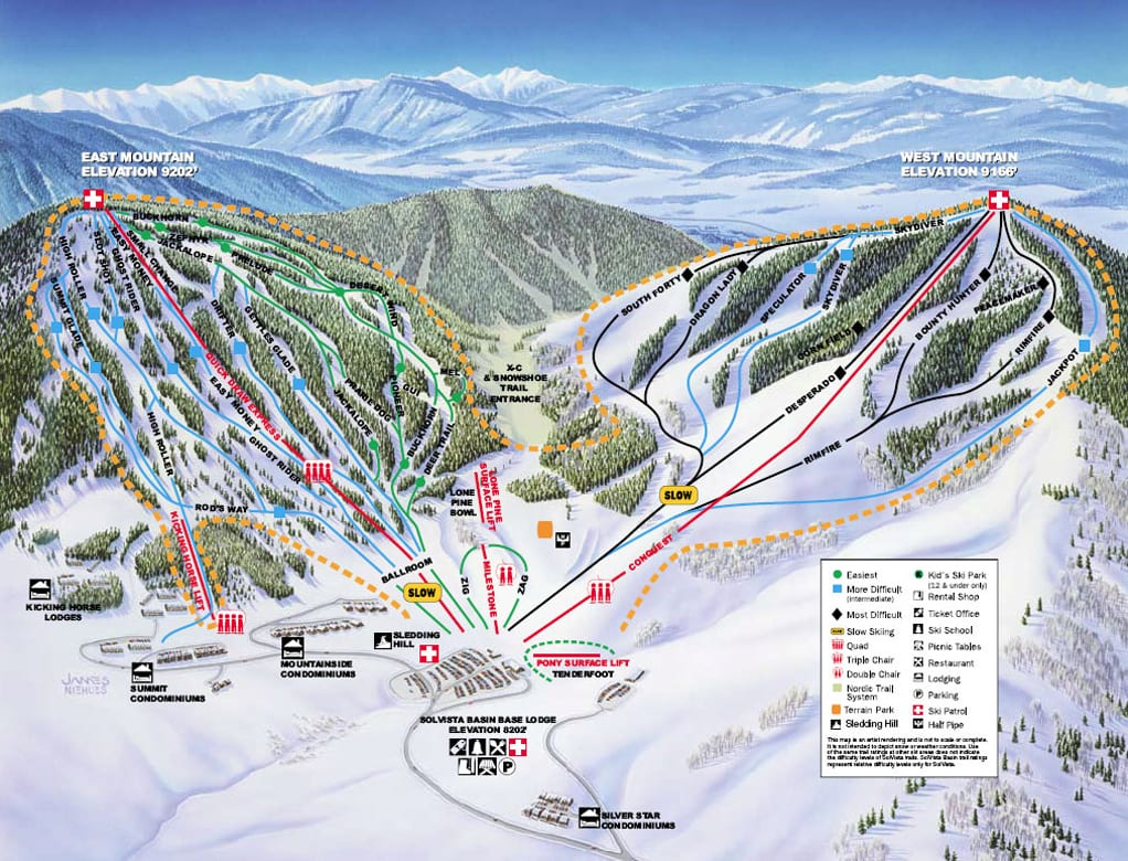 beaver creek ski trail map with Ski Granby Ranch on Vail likewise MapMOUNTAIN in addition Pair Skiing On Trails Of Wolf Creek besides Snowmobiledurango likewise .