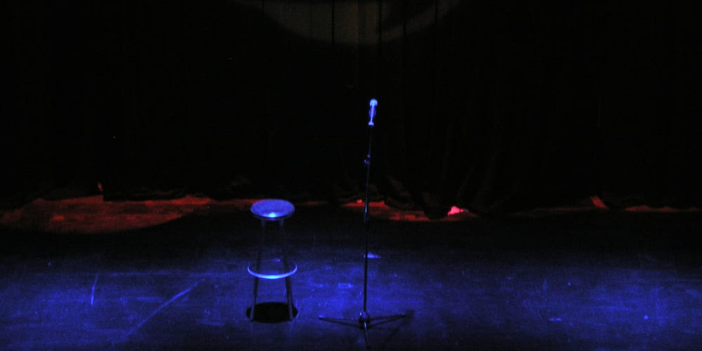 Stand Up Comedy Mic