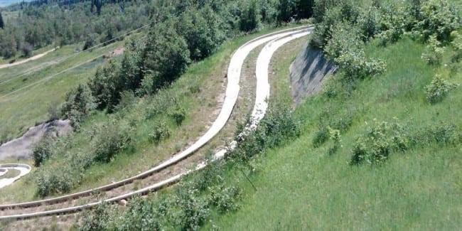 Howler Alpine Slide