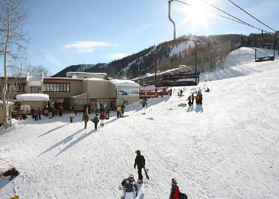 Sunlight Mountain Resort Base