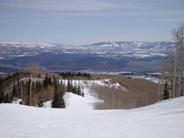 Sunlight Mountain Resort Summit