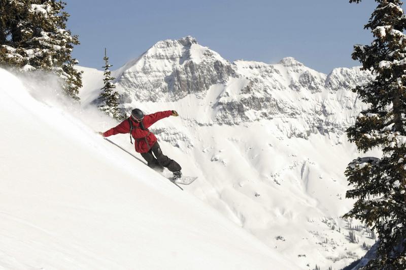 Telluride Ski Resort – Telluride, CO | Telluride Mountain ... Shredding Snow