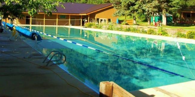 Trimble Hot Springs