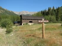 Winfield Ghost Town