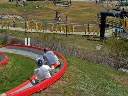 Winter Park Alpine Slide