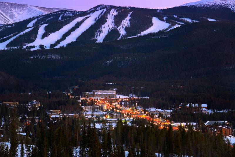 Winter Park Ski Resort Restaurants