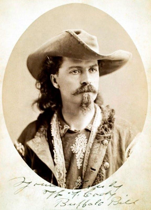 Buffalo Bill Cody WY 1875