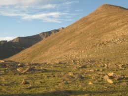Longs Peak Hiking Colorado