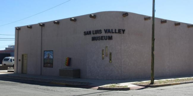 San Luis Valley Museum