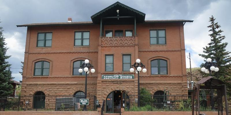Cripple Creek District Museum