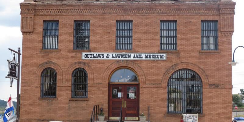 Outlaws Lawmen Jail Museum