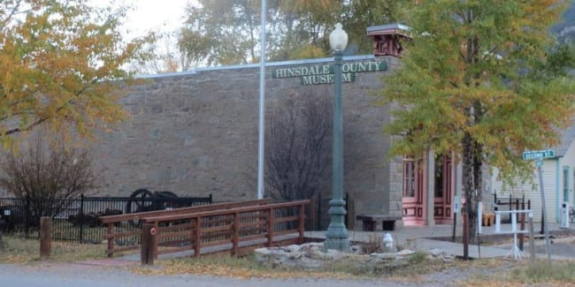 Hinsdale County Museum