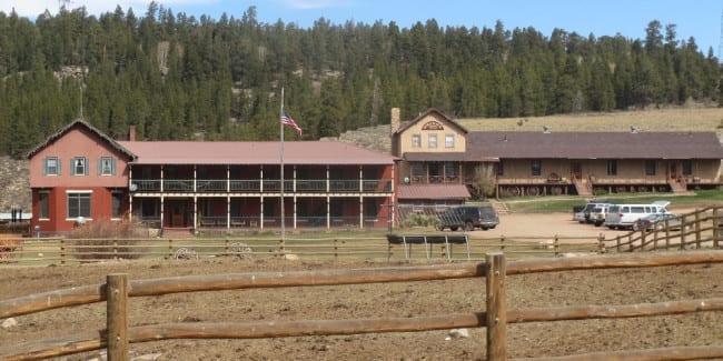 Waunita Hot Springs Ranch