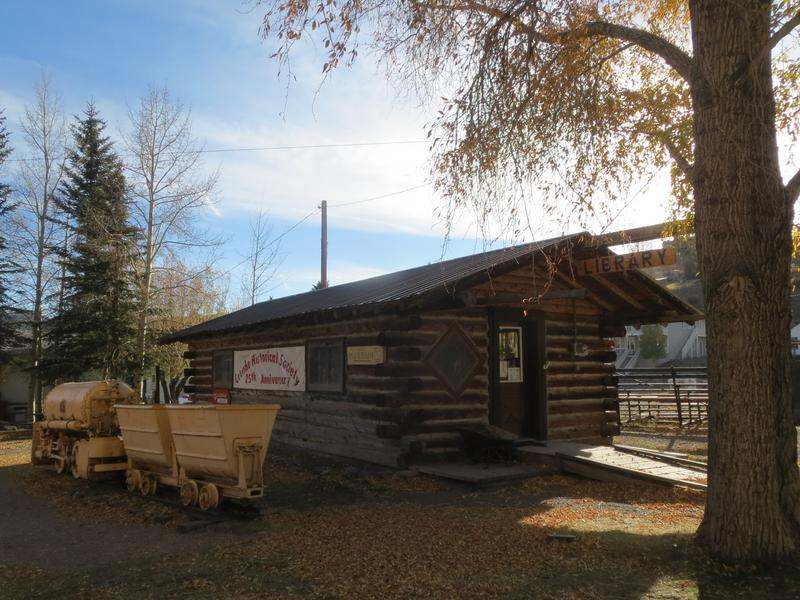 Creede Historical Society Library