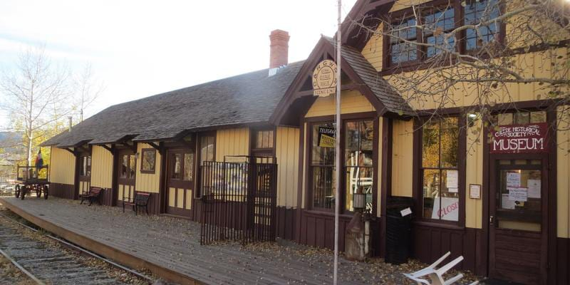 Creede Historical Society Museum
