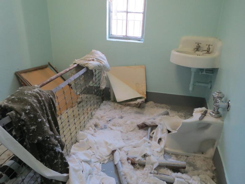 Museum Colorado Prisons Riot Cell