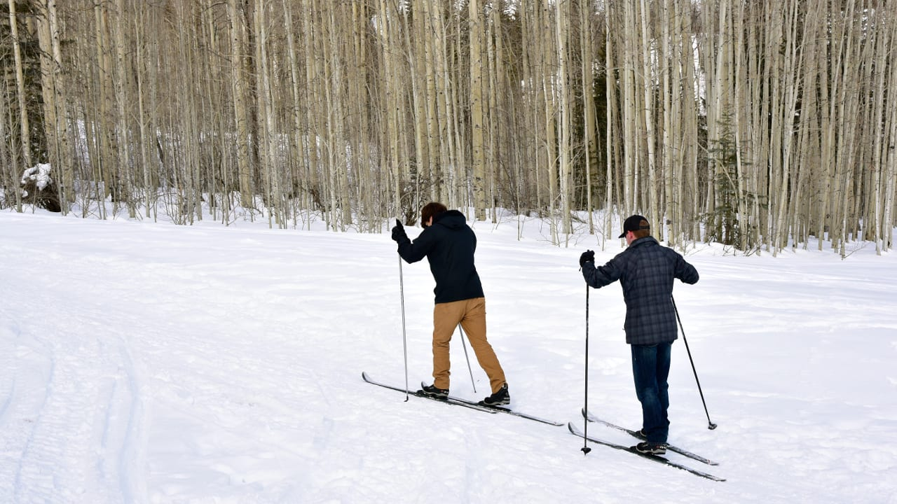 Cross Country Skiing Gunnison Colorado