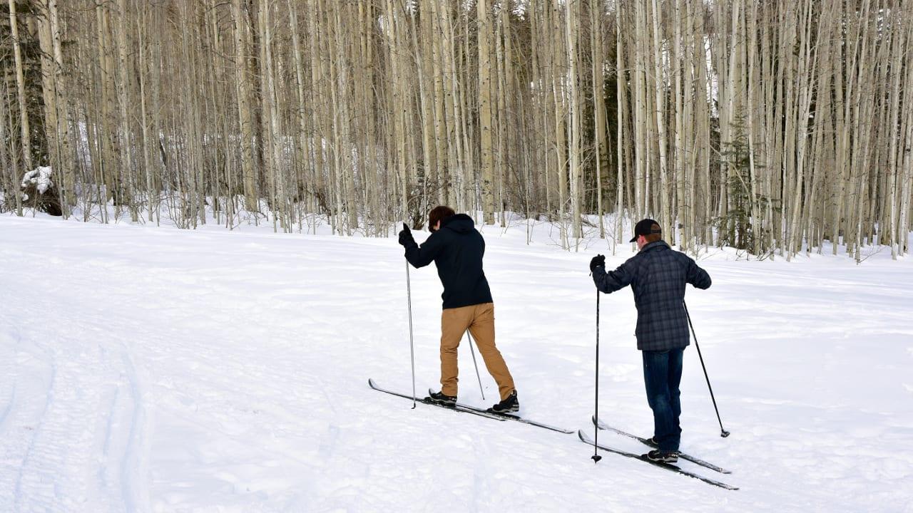 Cross Country Skiing Gunnison Colorado