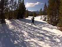 Frisco Nordic Center Colorado