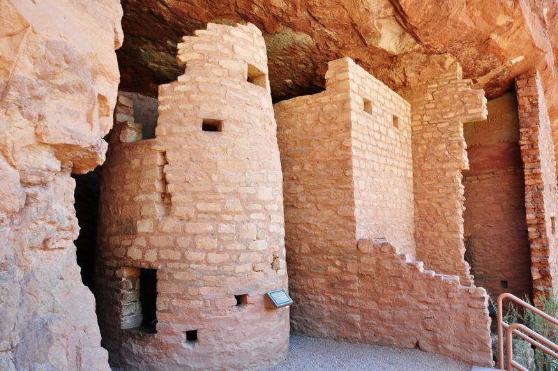 manitou cliff dwellings  u0026 museum