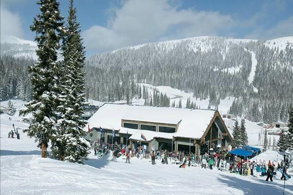 Wolf Creek Ski Area Lodge