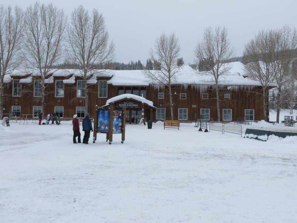 Buttermilk Mountain Lodge