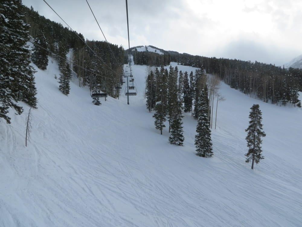 Aspen Highlands Chairlift
