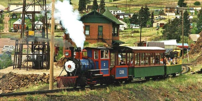 Cripple Creek Victor Narrow Gauge Railroad