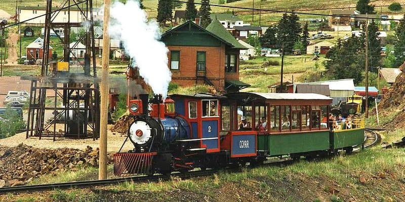 Cripple Creek Victor Narrow Gauge Railroad