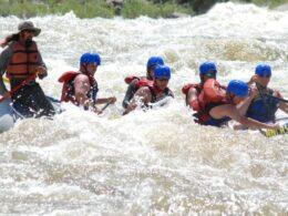 Arkansas River Whitewater Rafting