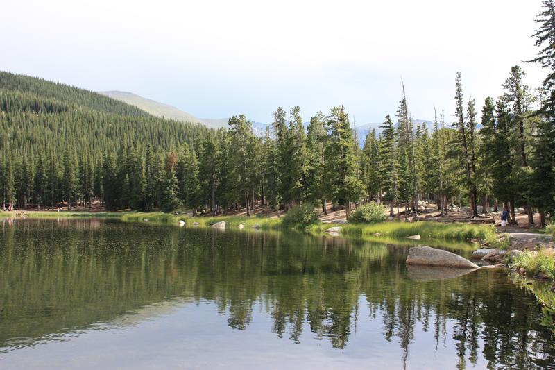 Echo Lake Arapaho National Forest
