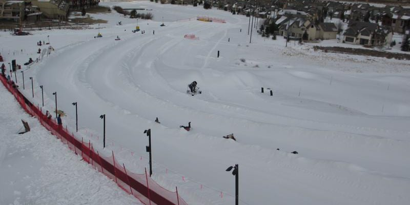 Copper Mountain Coca-Cola Tubing Hill