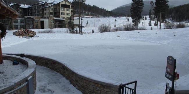 Winter Park Village Ice Rink
