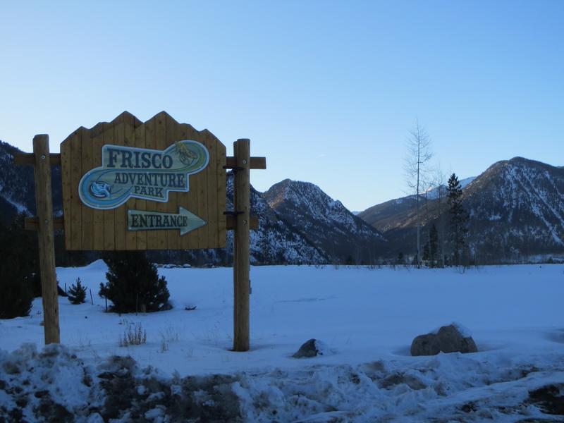 Frisco Adventure Park Tubing Hill Tubing Hill And Ski